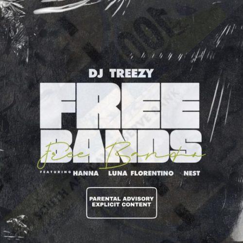 DJ Treezy – Free Bands ft. Luna Florentino, Hanna & Nest SONG ARTWORK