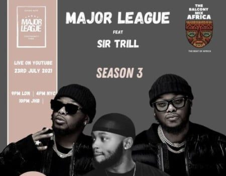 Major League & Sir Trill – Amapiano Live Balcony Mix B2B (S3 EP05) SONG ARTWORK