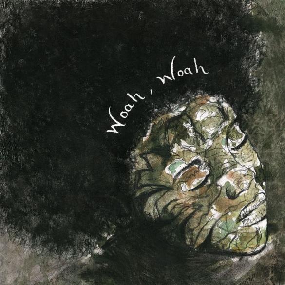Priddy Ugly – Woah, Woah SONG ARTWORK
