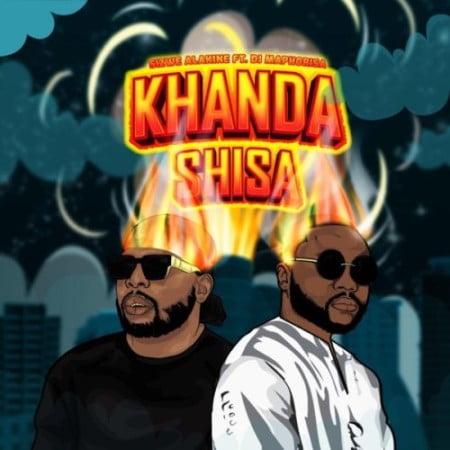 Sizwe Alakine & DJ Maphorisa – Khunda Shisa SONG ARTWORK