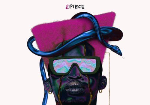 Tshego – 3 PIECE EP ZIP ARTWORK