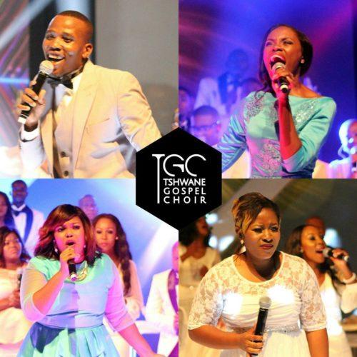 Tshwane Gospel Choir – My Faith (Live) ft. Seithati Senohe SONG ARTWORK