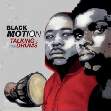 Black Motion – Talking To The Drums Album Artwork