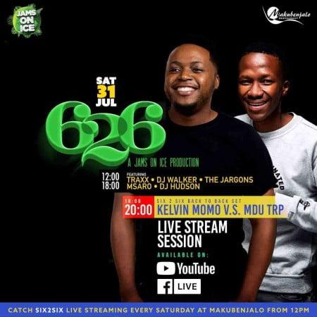 Kelvin Momo & Mdu aka TRP – Jams On Ice Mix SONG ARTWORK
