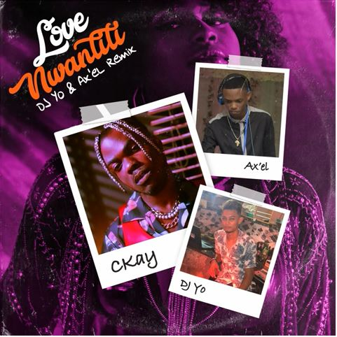Ckay – Love Nwantiti (Remix) ft. DJ Yo! & AX'EL Song MP3