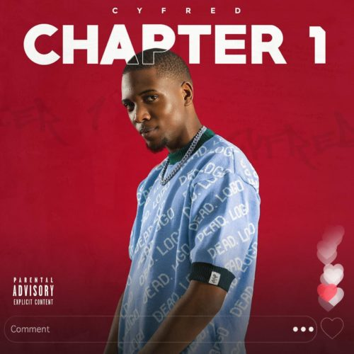 Cyfred – Chapter 1 EP ZIP Artwork