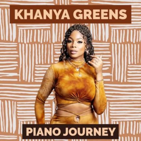 Khanya Greens – Piano Journey Album ZIP Artwork