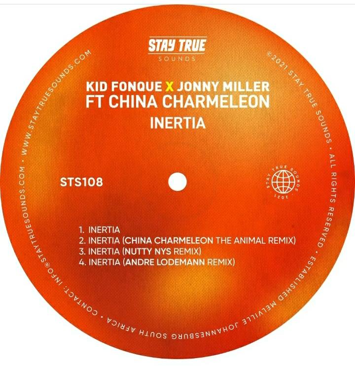 Kid Fonque & Jonny Miller – Inertia Ft. China Charmeleon Song MP3