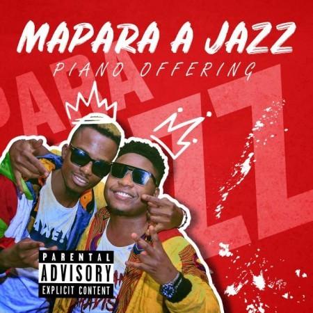 Mapara A Jazz – Piano Offering Album Download