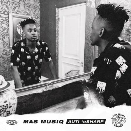 Mas MusiQ – Auti 'eSharp Album ZIP Artwork