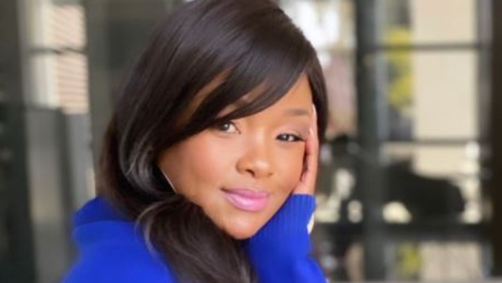 Nonhle Thema Skin is Glowing Amidst Pregnancy