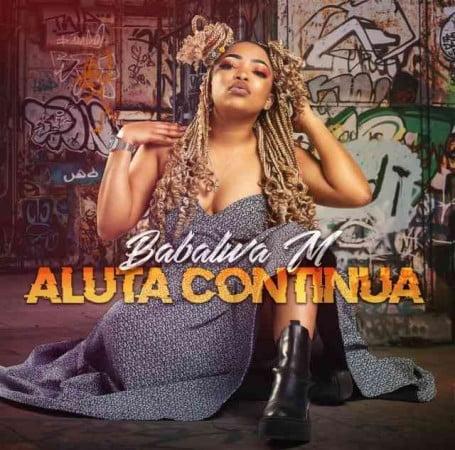 Babalwa M – Aluta Continua Album ZIP Artwork