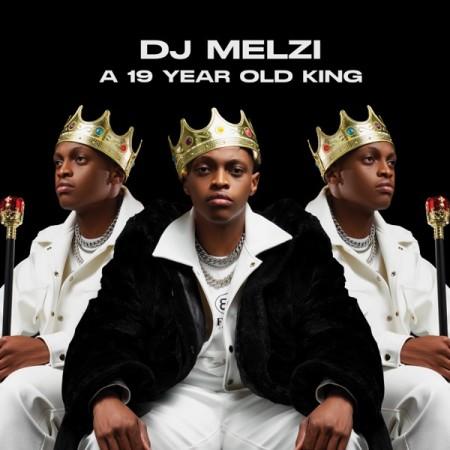 DJ Melzi – A 19 Year Old King Album ZIP Artwork