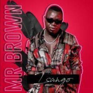 Mr Brown – Isango EP ZIP Artwork