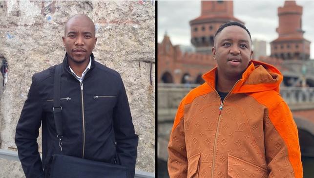 Shimza and Mmusi Maimane Fight over R15m Enoch Mgijima municipality 'stadium'