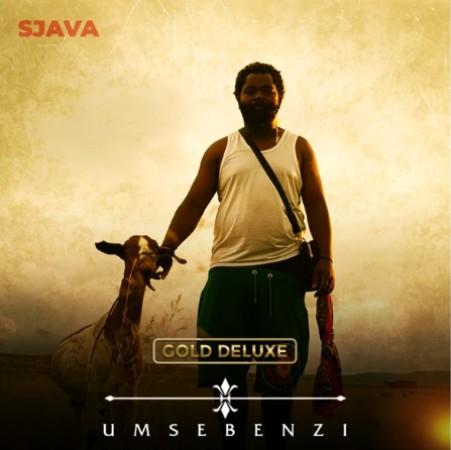 Sjava – Umsebenzi Gold Deluxe Album ZIP Artwork