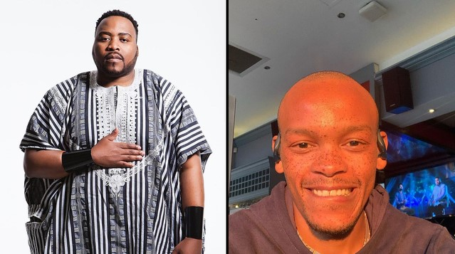 Watch the Moment Stogie T and Nota Baloyi brawl was caught on camera
